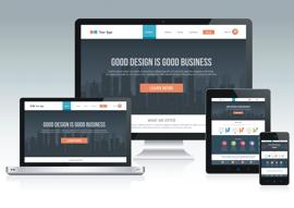 רספונסיביות, אתר האתרים ב- WEB